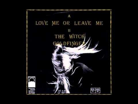 Der Herr Kam Über Sie - Love Me Or Leave Me (Ruth Etting Cover)