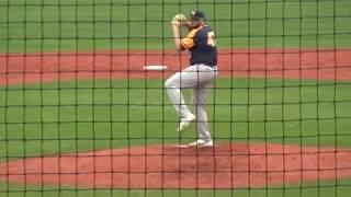 Alek Manoah, RHP, West Virginia - 2019 Draft