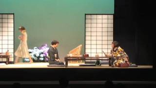横浜小劇場雨の庭2008年7月19日