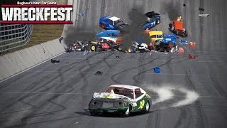 Wreckfest - Episode 18 - Rock Bottom Race