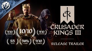 Crusader Kings III: Expansion Pass Youtube Video