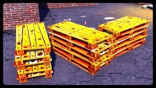 Destroy Wooden Utility Pole Fortnite Locations मफत