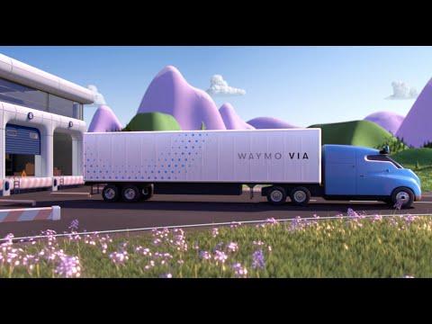Waymos neues Fahrzeugmodell mit dem neuen Waymo Driver und der Sensorik
