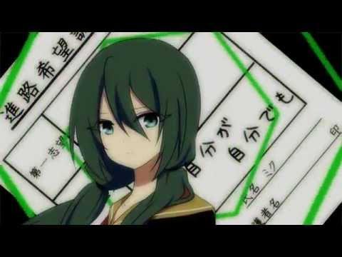 【公式/Sub】セーラー服戦争【ボカロ6人】 Sailor fuku sensou / Wars of high school girls