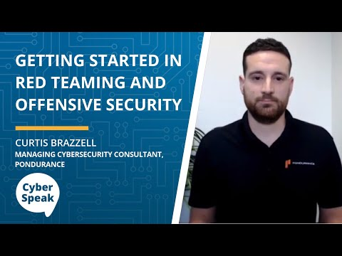 Getting Started in Red Teaming and Offensive Security - YouTube