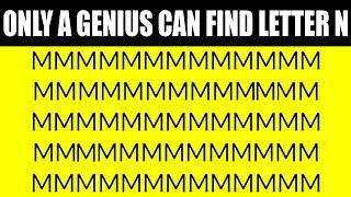 ONLY A GENIUS CAN SOLVE THIS IN 20s (If You Solve 13/15 You Are Smarter Than Einstein!)