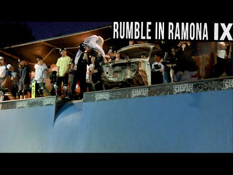 RUMBLE RAMONA 2019 Video