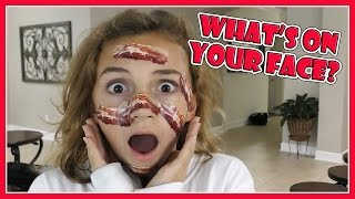 WHAT HAPPENED TO KAYLA'S FACE? | We Are The Davises