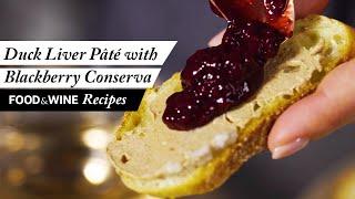 Creamy Duck Liver Pâté | Food & Wine Recipe