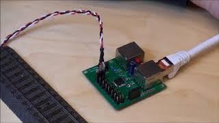 S88-Bus IR-Belegtmelder mit Reflexlichtschranke