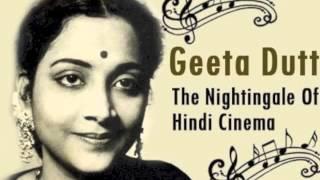 Geeta Dutt : Khuli jo aankh toh dil mein gham-e-mohabbat