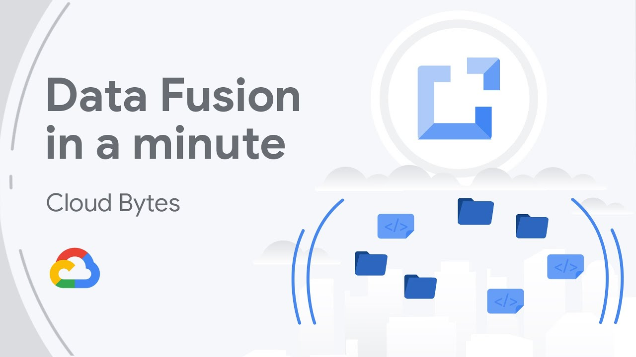 Cloud Data Fusion is a fully managed, cloud-native, enterprise data integration service for quickly building and managing data pipelines. In this video, learn how Cloud Data Fusion can help you build smarter data marts, data lakes, and data warehouses.