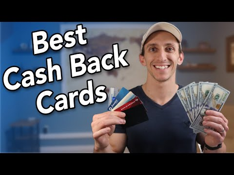 These Are The BEST CASH BACK Credit Cards RIGHT NOW [2021]