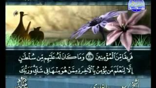 المصحف المرتل 22 للشيخ سعد الغامدي  حفظه الله
