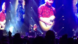 Be My Forever - Ed Sheeran and Christina Perri Live
