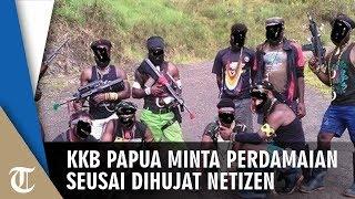 Tak Kuat Kena Nyinyiran Netizen Indonesia, KKB Papua Minta Perdamaian dan Keadilan Saja