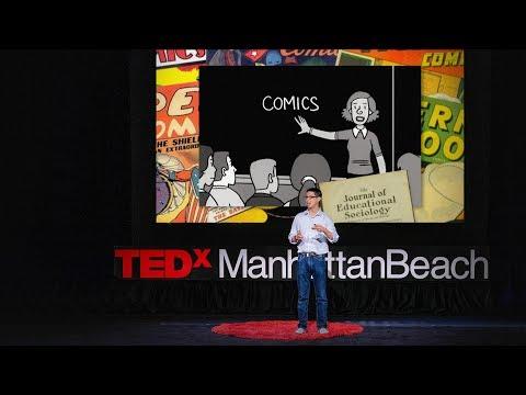 Comics belong in the classroom | Gene Luen Yang