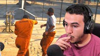 SE FAIRE RESPECTER EN PRISON (GTA 5)