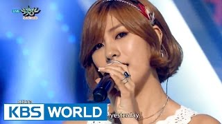 Apink (에이핑크) - Remember [Music Bank HOT Stage / 2015.08.22]