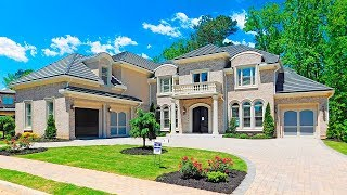 MUST SEE - 5 BDRM, 5.5 BATH LUXURY HOME FOR SALE NW OF ATLANTA
