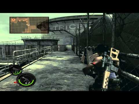 Lets Play Togehter Resident Evil 5 Coop Part 17