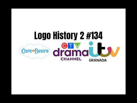 Logo History 2 #134: Care Bears/CTV Drama Channel/ITV Granada