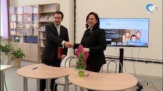 Новгородское образование встанет на «Цифровую платформу»