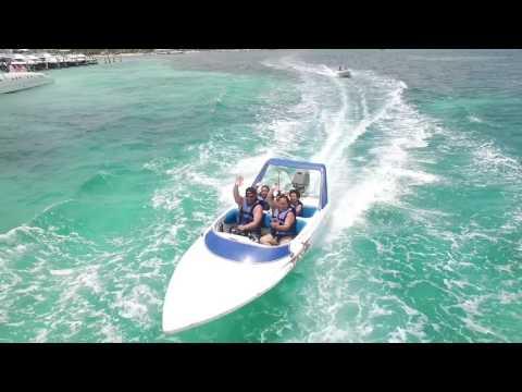 Cancun jungle tour 2017