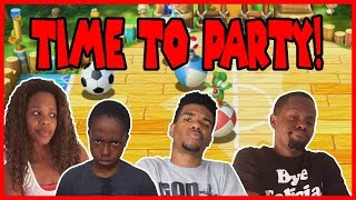 YOU SHOULD HAVE WENT LEFT!! Game 1 Part 1 - Mario Party 10 Wii U Gameplay