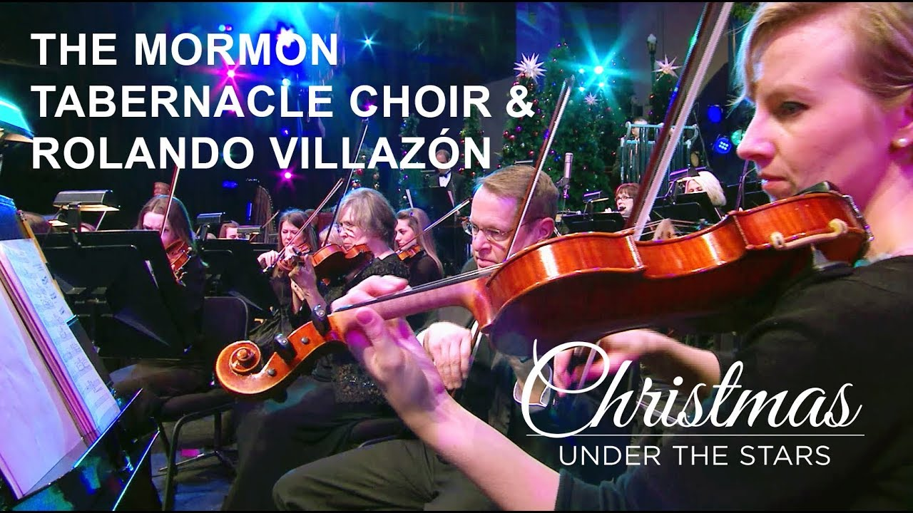CONCERT TRAILER: Christmas Under the Stars with the Mormon ...