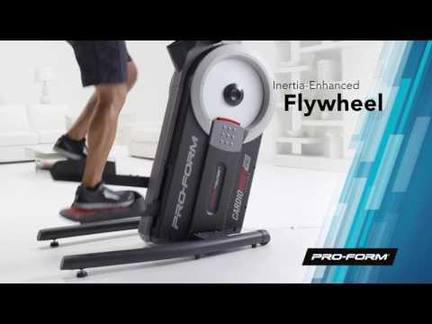 Видеообзор Pro-Form CARDIO HIIT Trainer