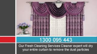 Onsite Curtain Cleaning Sydney