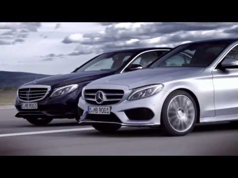 Mercedes-Benz Commercial for Mercedes-Benz C-Class (2014) (Television Commercial)