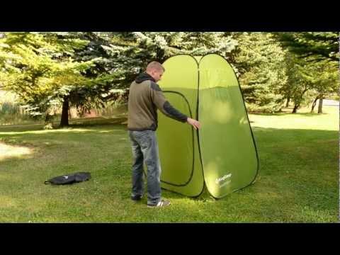 PopUp Zelt Aufbau und Abbau in Sekunden mit KingCamp Multitent