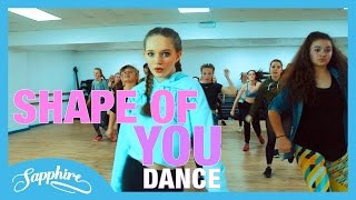Shape Of You   Ed Sheeran | Cover By Sapphire