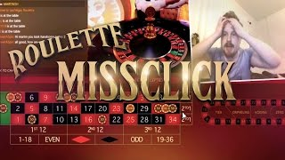 Roulette - Massive Missclick And Section Fail
