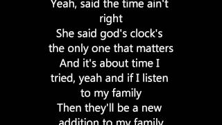 Wretch 32 ft. Ed Sheeran - Hush Little Baby Lyrics HD.