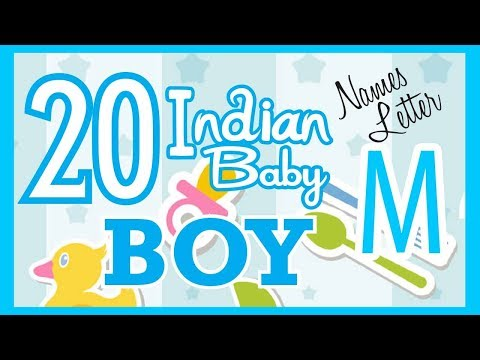 m-indian-baby-names