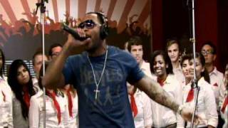 Flo Rida and The Longhorn Singers - Club Can't Handle Me [Live]