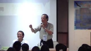 職場見證座談 -- 朱竹元、何聰賢、簡信男(2012 第六屆金融服務業退修會)