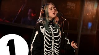 Billie Eilish - you should see me in a crown on Radio 1