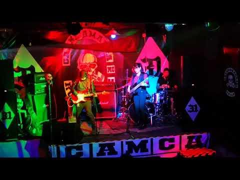 "Garúa -Black mummy-  live ""Anzota"" #31"