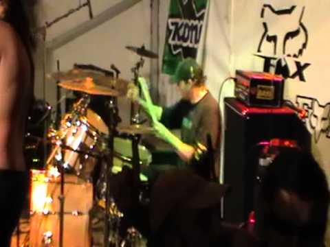 Dead Set Against - Same Old Song live