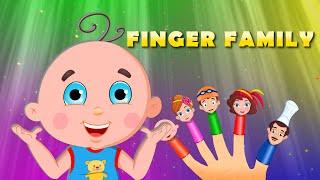 Finger Family | Nursery Rhymes for Children | Daddy Finger Kids Songs