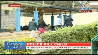 Mathare girl killing: Mystery deepens - VIDEO