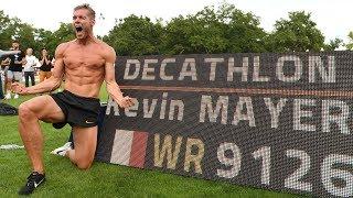 Décastar 2018 : Le record du monde de Kevin Mayer