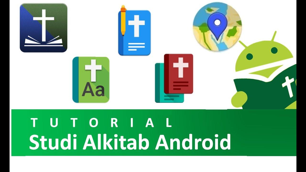 Tutorial Study Alkitab Android