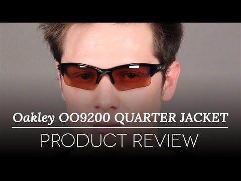 Oakley OO9200 QUARTER JACKET Sunglasses Review | SmartBuyGlasses