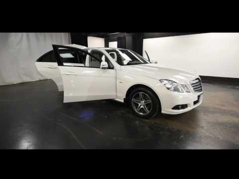 Mercedes-Benz E 200 CDI BE A Business, Sedan, Automaatti, Diesel, LYY-293