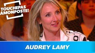 Audrey Lamy émue Aux Larmes En Voyant Son Père Dans TPMP